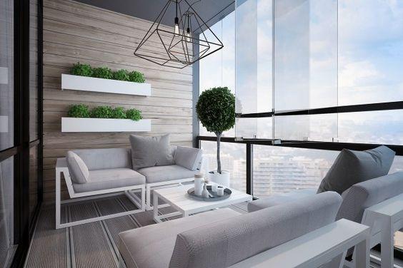 Arquitectura xiorela quintero balcones terrazas for Arredo terrazzi